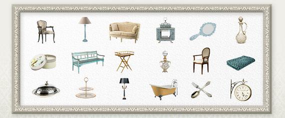 Decoración y muebles de primera calidad