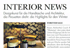 ELLE - Interior News